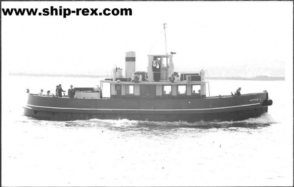 HOTSPUR II (Hythe Ferry) - photo